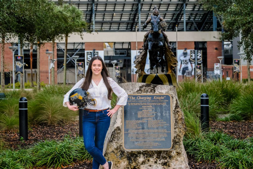 UCF Student Commits to Helping Individuals with Hearing Loss