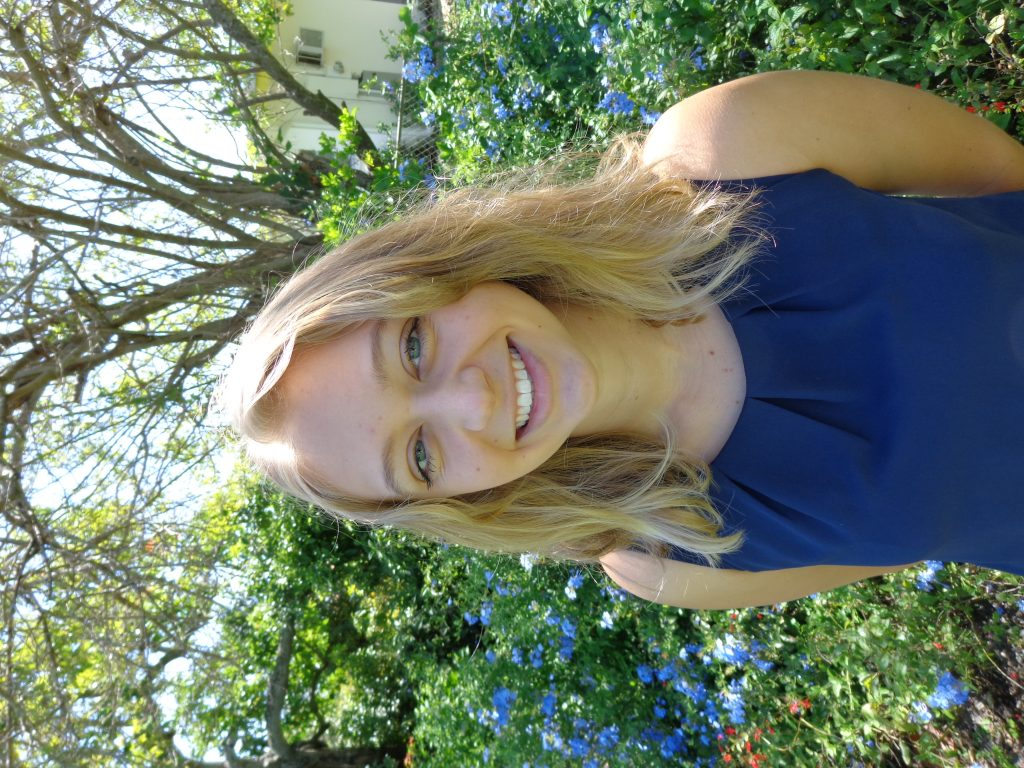 Communication Sciences and Disorders Alumna Prepares to Teach in Bulgaria