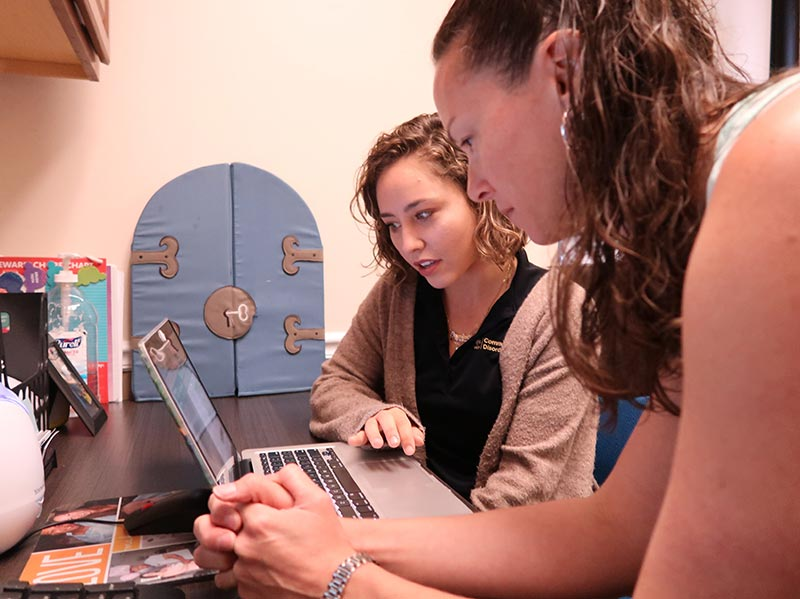 Internships Provide a Variety of Opportunities for CSD Students