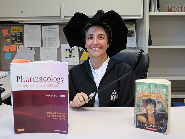 UCF Online Course Uses 'Harry Potter' Potions Theme To Teach Pharmacology