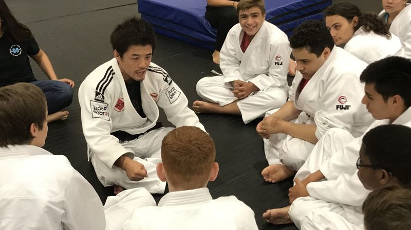 Autistic kids blossom after taking judo classes through UCF program