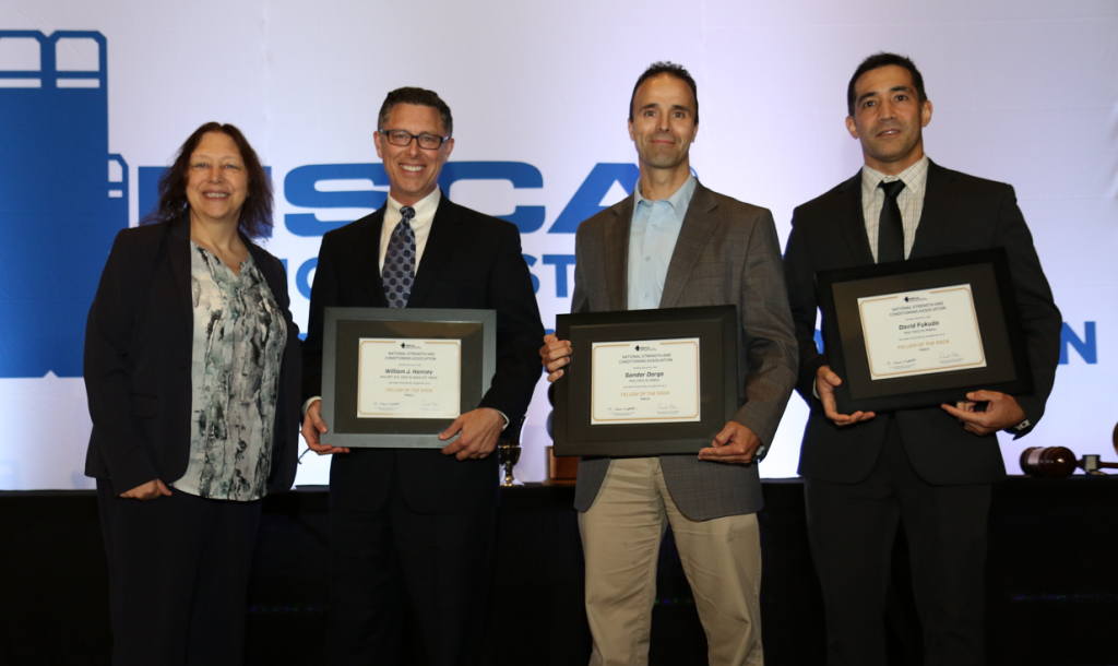 School of Kinesiology and Physical Therapy Shines at National NSCA Conference