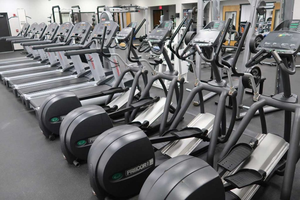 Facultyand Staff Gym Opens After Year-long Renovation