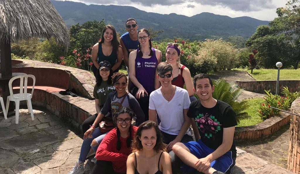 Physical Therapy Students Volunteer at Peruvian Clinic