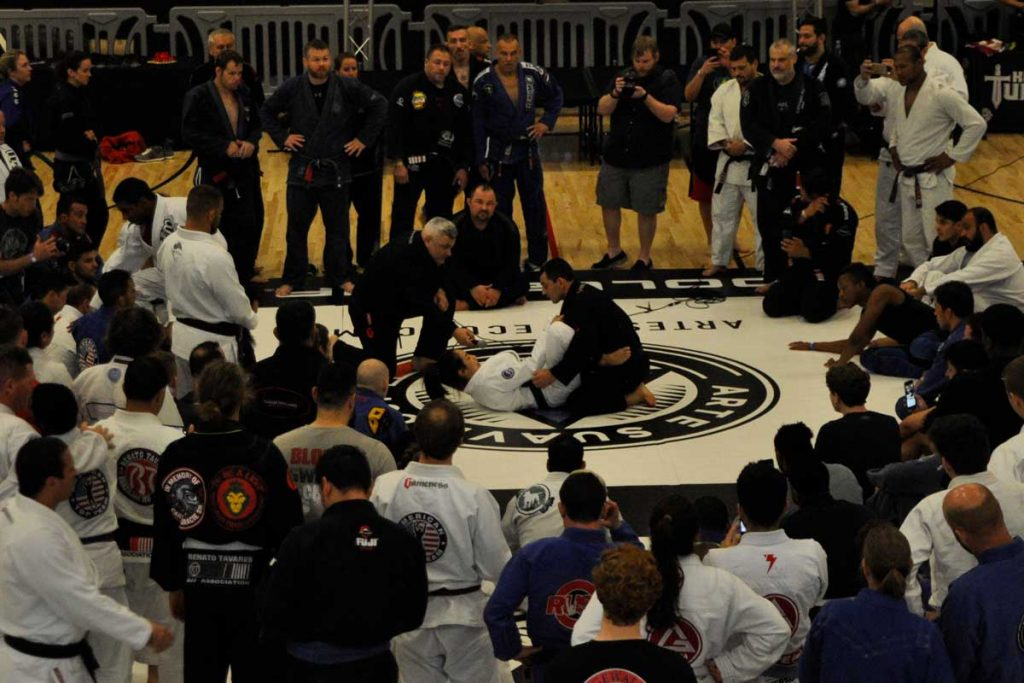 Internationally Known Martial Artist to Teach Brazilian Jiu-jitsu this Fall