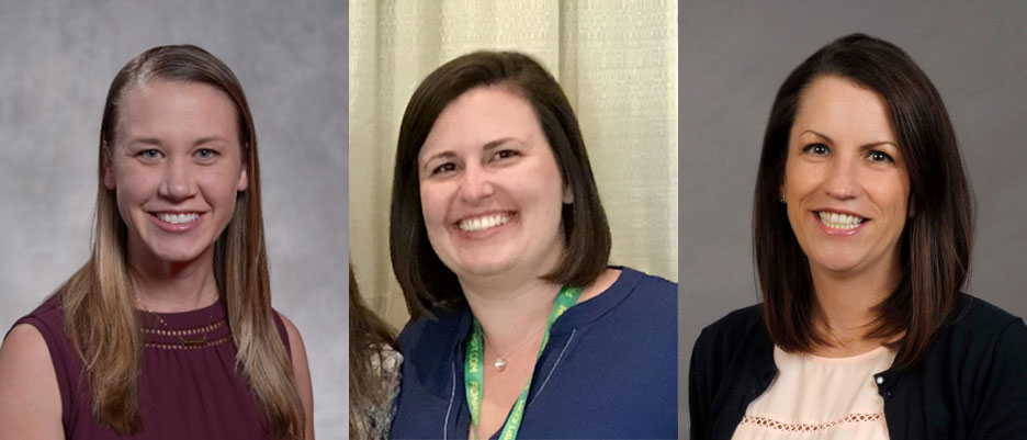 Residency Faculty Receive Awards from the Neurology Section, Federation of State Boards and Florida Physical Therapy Association