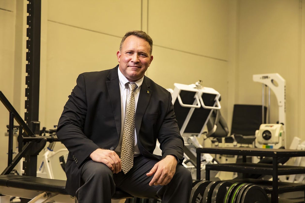 Stout Elected as Fellow of National Academy of Kinesiology