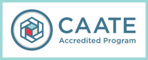 fully accredited by the Commission on Accreditation of Athletic Training Education(CAATE)