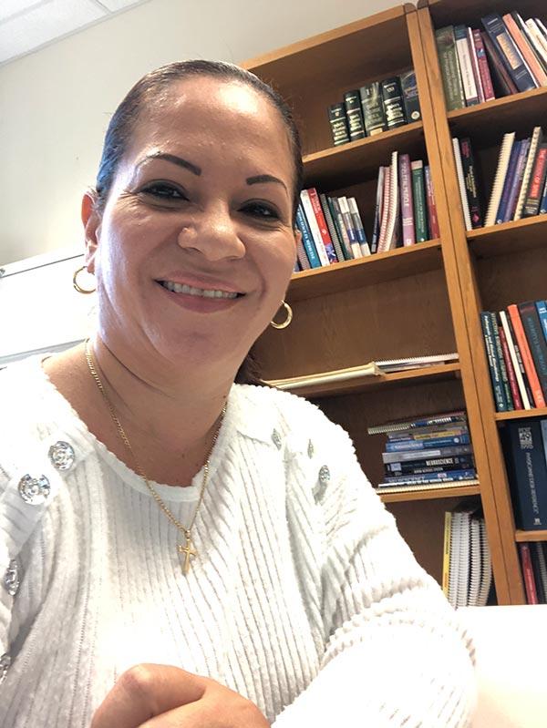 Jacqueline Flores-Otero's profile picture at UCF