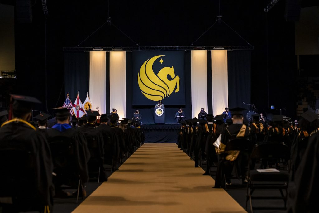 UCF Summer 2021 Commencement Schedule and Fall Makeup Ceremony Announced