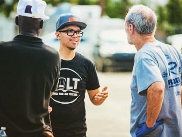 Alumni Spotlight – Social Work Alumnus Starts Nonprofit for the Homeless