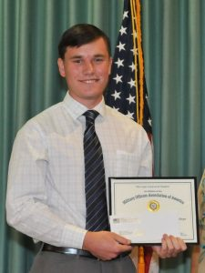 Military Program Awards Health Sciences Student $3,000 Scholarship
