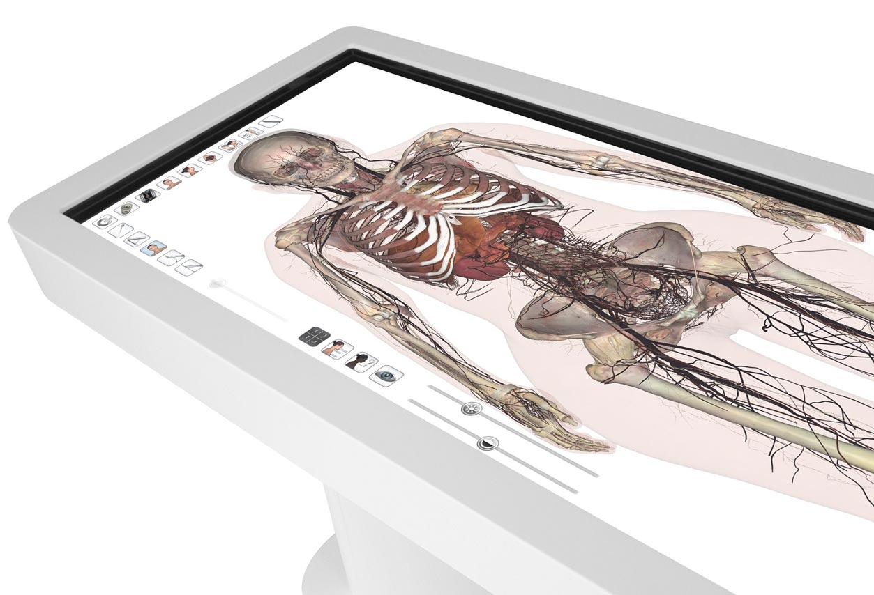 DPT Acquires Anatomage Table