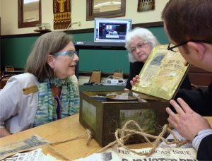 History Troves to Help Aphasia Patients Regain Language, Speech