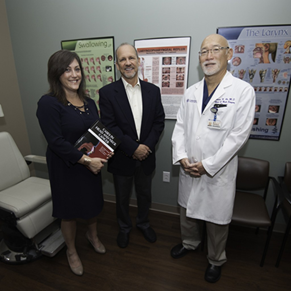 UCF, National Experts Partner on Innovative Book on Head and Neck Cancers