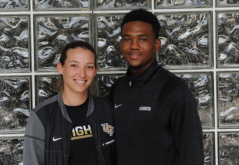 UCF Athletic Training Students Part of Undefeated Football Team