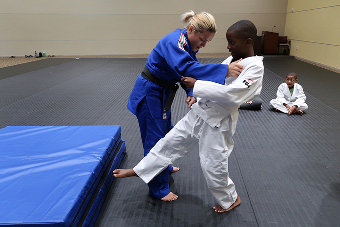 In New Study, Children With Autism Learn the Gentle Way of Judo