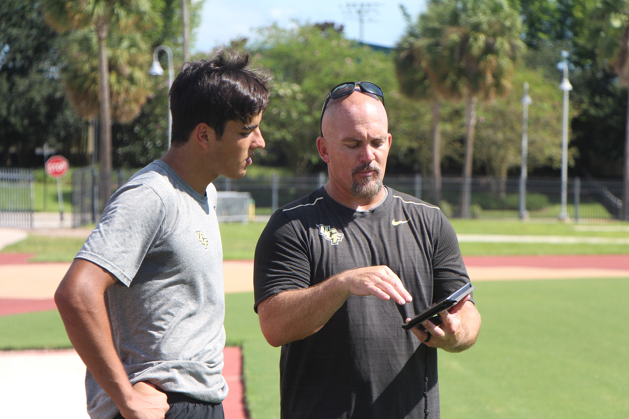 UCF Athletics, Kinesiology Program Team Up for Student-Athletes' Well-Being