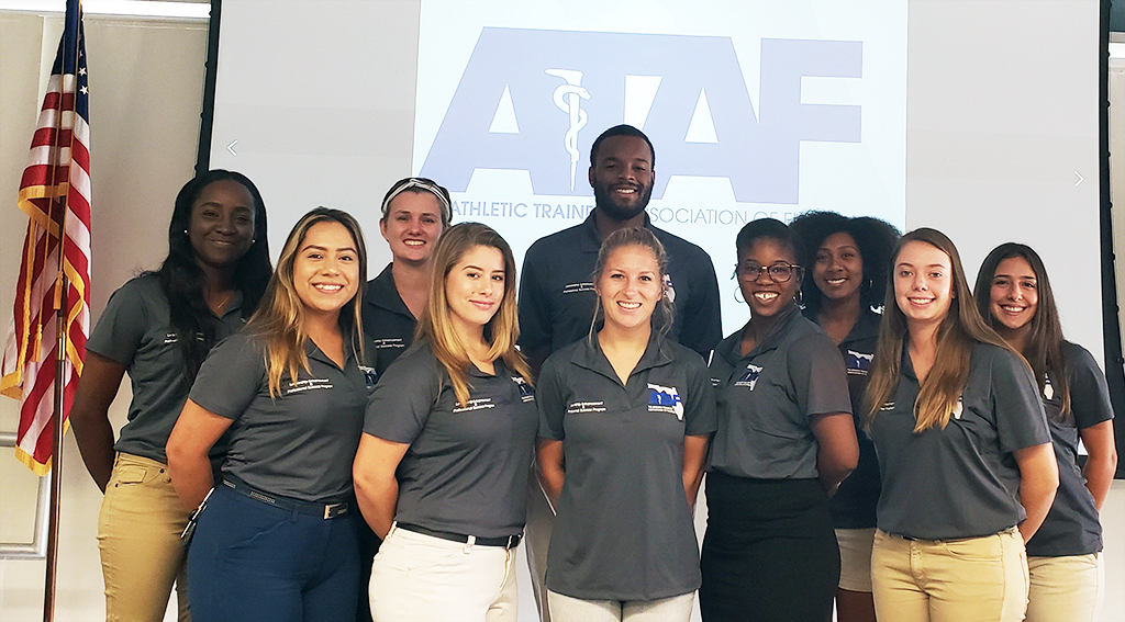 Athletic Training Student Selected for State Leadership Position