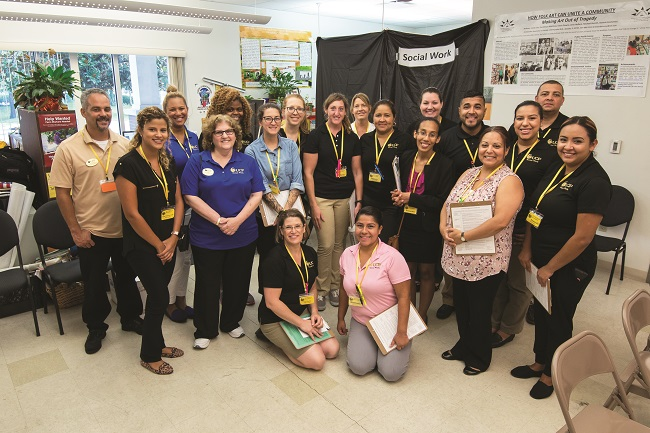 Social Work Takes National Prize for Work at Apopka Clinic