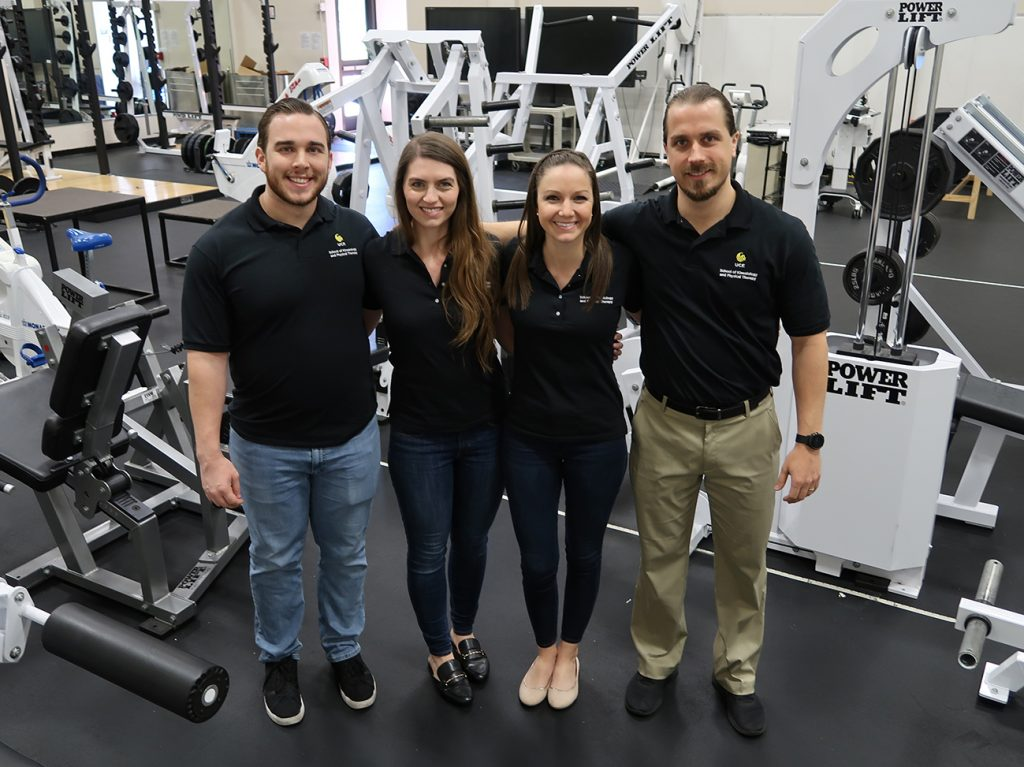 Kinesiology Students Win Competitive National Scholarships