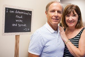 'Word by Word' Recounts Client's Journey at Aphasia House