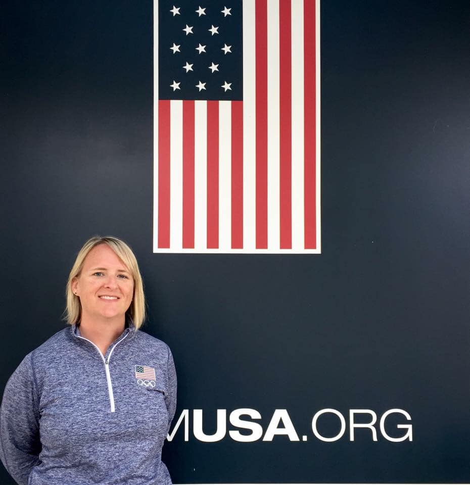 Schellhase Travels to Colorado to Work with Olympic Teams, Athletes