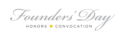 Faculty Members Honored at 2019 Founders' Day