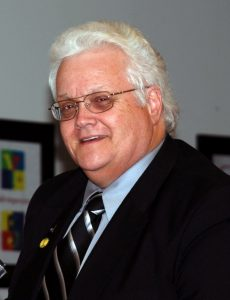 Picture of Mike Murray in suit