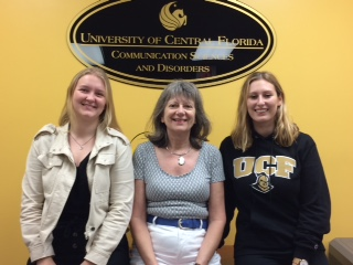 UCF Hosts 2 CSD Students from Belgium