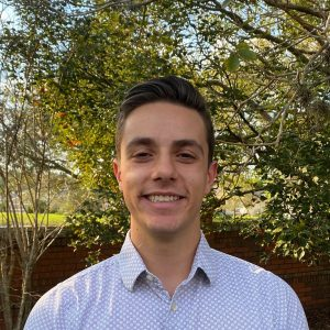 Jeremy Wydra is a student in the Doctor of Physical Therapy program.