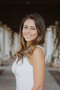 Samantha Viana is a student in the doctor of physical therapy program