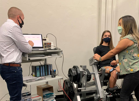 Exercise Physiology Intervention & Collaboration (EPIC) Lab