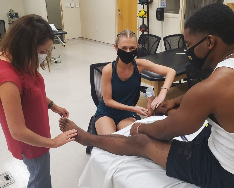 UCF DPT National Licensure Exam Performance Continues to Surpass State and National Averages