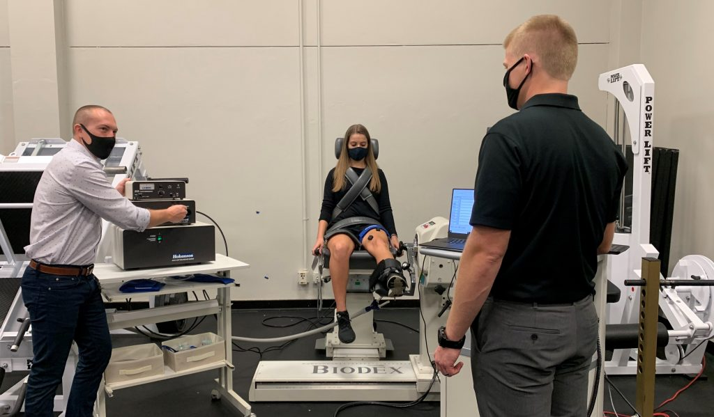 UCF Researcher Aims to Preserve Astronauts' Muscle Function in Space