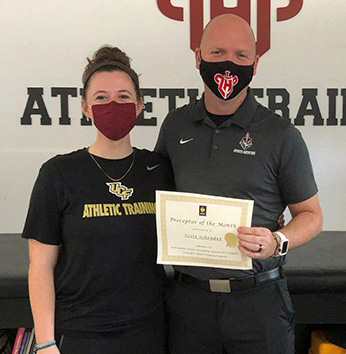 AT Preceptor of the Month for February 2021: Scott Schenker