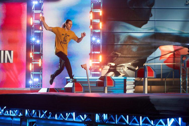 Health Sciences Alumnus Competes on American Ninja Warrior, Trains Future Ninjas in Orlando