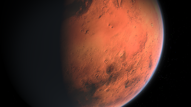UCF muscle research needed to help send astronauts to Mars