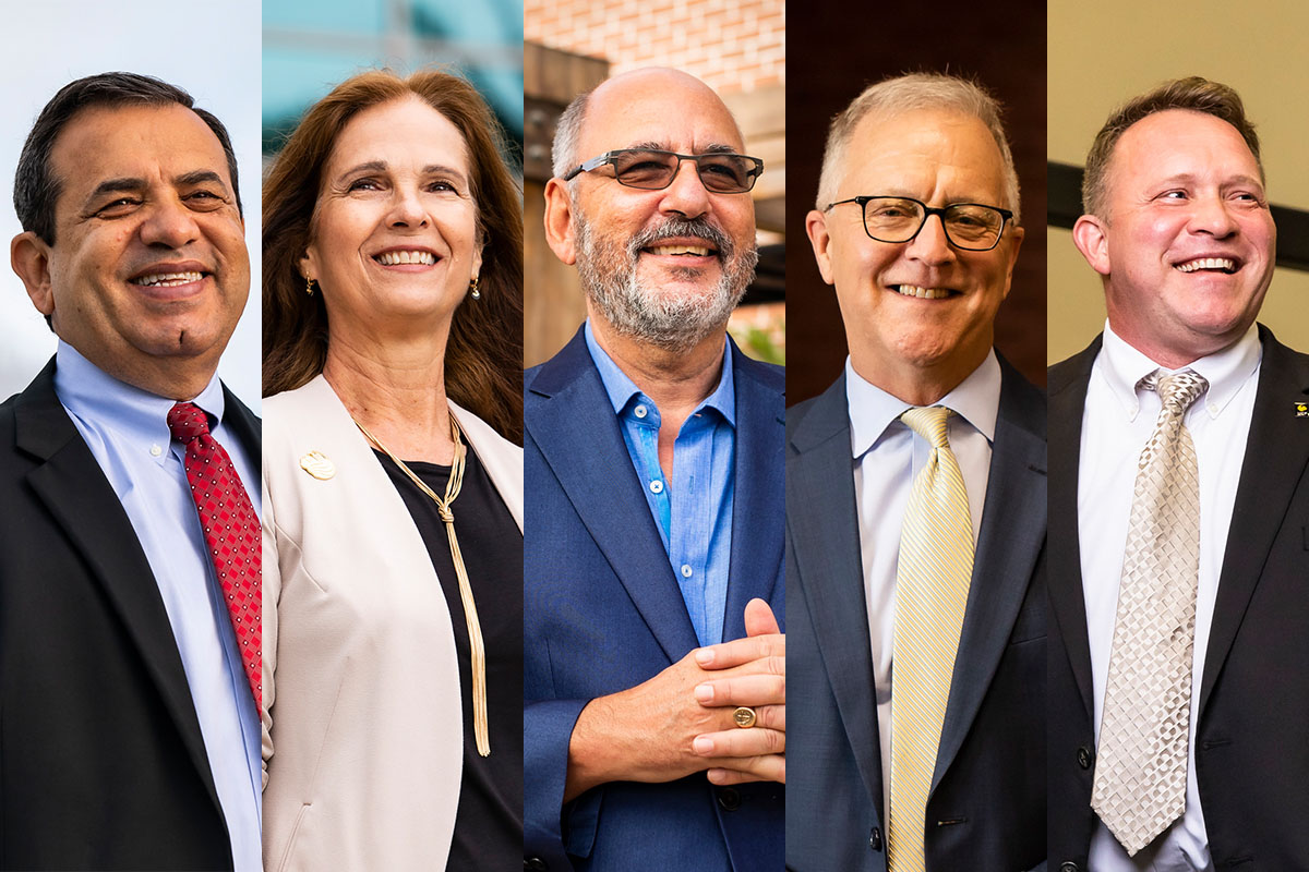 Meet the 2021 Pegasus Professors
