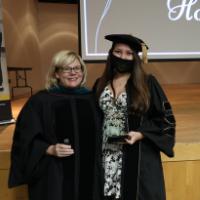 Outstanding Service: Ashley Zambrano