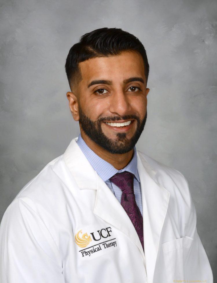 """Meet the New Neurologic PT Resident, Uzair """"Z"""" Hammad"""