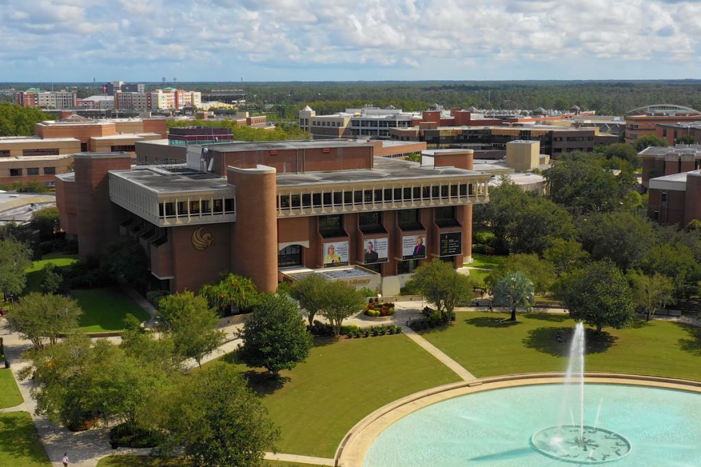 UCF Recognized as Leader in Innovation and Social Mobility by U.S. News & World Report Best Colleges' Rankings