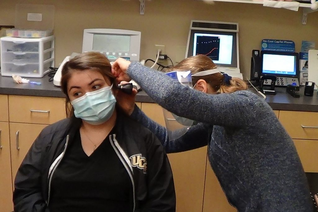 UCF Grad Student Receives Hearing Aids Thanks to Philanthropic Gift